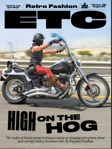 High on the hog: Published in Bloomberg Businessweek Middle East, November 2013