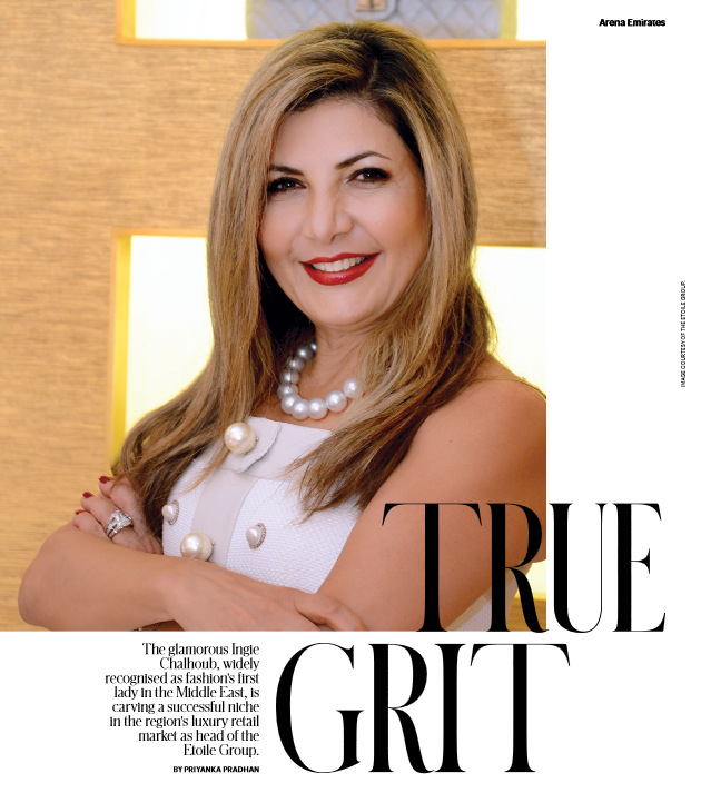 True Grit- Priyanka Pradhan. Published in T Emirates: The New York Times Style Magazine (July 2013)
