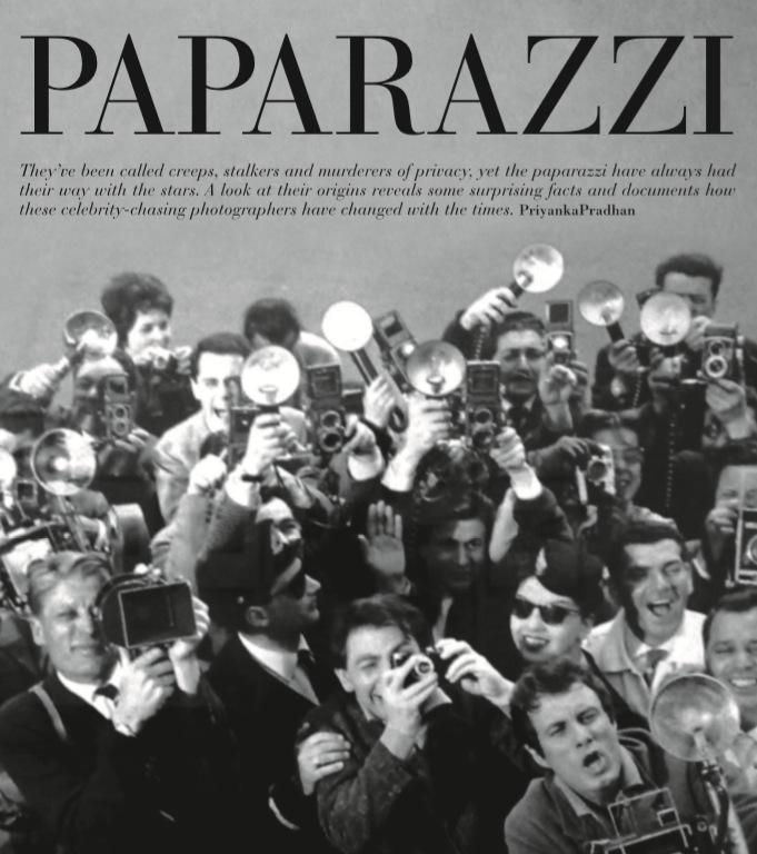 Paparazzi Captured: Priyanka Pradhan. Published in Sorbet Magazine (May 2014)