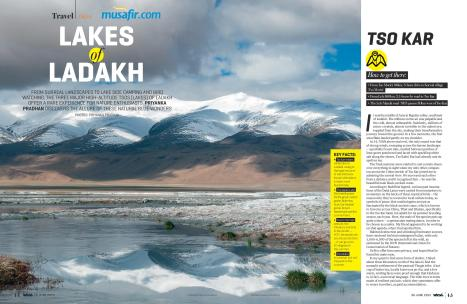 Download PDF: Lakes Of Ladakh - Published in Wknd, Khaleej Times